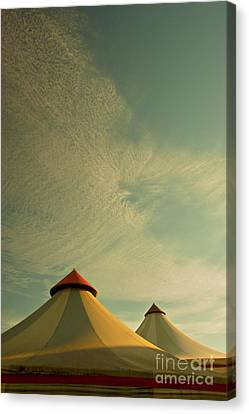 Circus Summers Canvas Print by Paul Grand