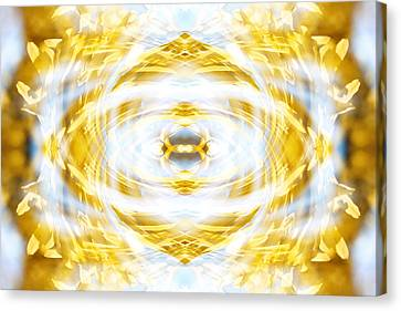 Citrine Canvas Print by Anthony Rego