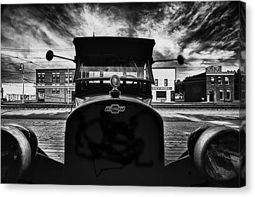 Classy Chassis Canvas Print by Russell Styles