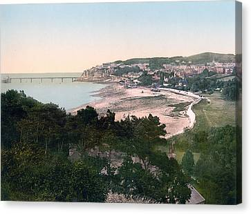 Clevedon - England Canvas Print by International  Images