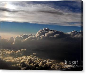 Cloud Series 4 Canvas Print