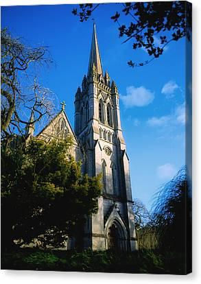 Co Carlow, Myshall Church Dedicated To Canvas Print