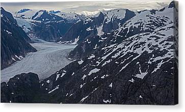 Coastal Range Awakening Canvas Print