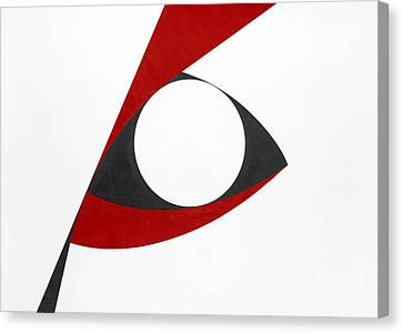 Coca-cola Zero Canvas Print by David Senouf