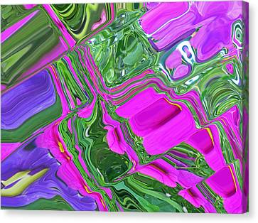 Color Craze Canvas Print by Aimee L Maher Photography and Art Visit ALMGallerydotcom
