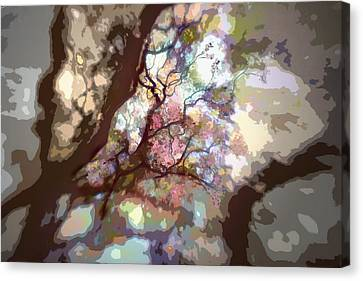 Colorful Tree Canvas Print