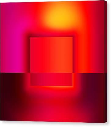 Colors 2.4 Canvas Print by Li   van Saathoff