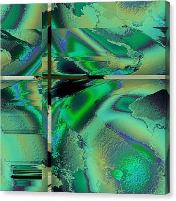 Colour Blitz II Canvas Print by Yanni Theodorou