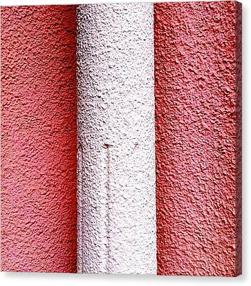 Column Detail Canvas Print