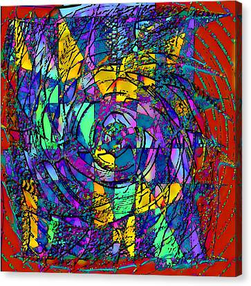 Canvas Print - Conflicting Viewpoints by Rod Saavedra-Ferrere