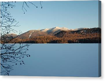 Connery Pond Canvas Print