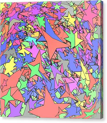 Constellation Canvas Print by Gregory Scott