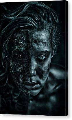 Contamination Canvas Print by Eugene Volkov