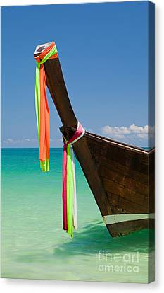 Contrasts Of Asia Canvas Print