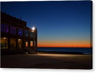 Convention Hall  Asbury Park Canvas Print