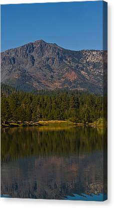 Cool September Days Canvas Print by Mitch Shindelbower