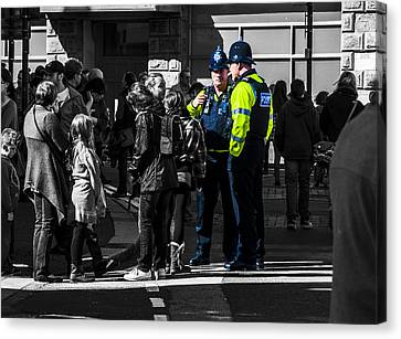 Coppers Canvas Print by Paul Howarth