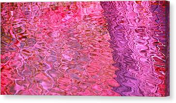 Coral Reef Canvas Print by Cindy Lee Longhini