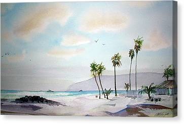 Coronado Afternoon Canvas Print