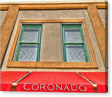 Coronado Canvas Print by Paul Wear