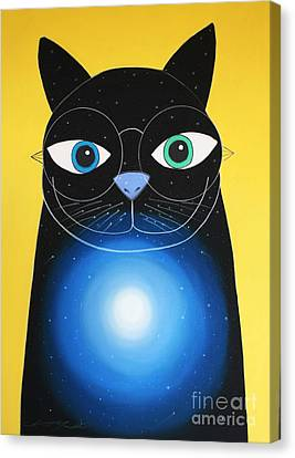 Cosmo Canvas Print by Chris Mackie