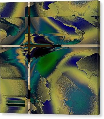 Cosmos Canvas Print by Yanni Theodorou