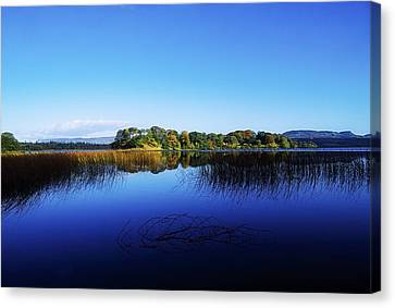 Cottage Island, Lough Gill, Co Sligo Canvas Print by The Irish Image Collection