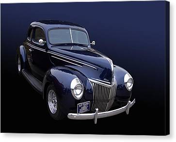 Coupe 39 Canvas Print by Bill Dutting
