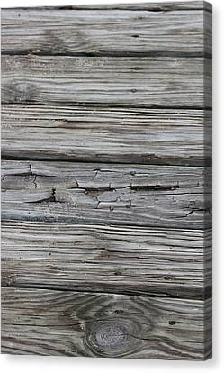 Crack Canvas Print by Static Studios