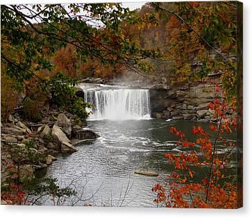 Cumberland Falls 2 Canvas Print