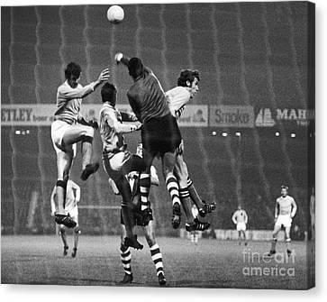 Cup Winners Cup, 1969 Canvas Print by Granger