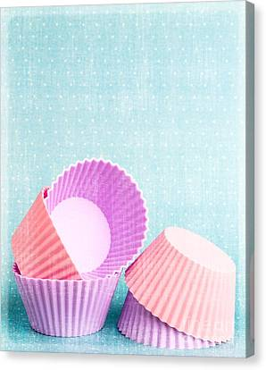 Bakery Canvas Print - Cupcake by Edward Fielding