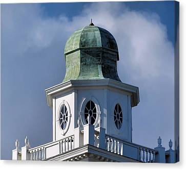Cupola Canvas Print by Janice Drew