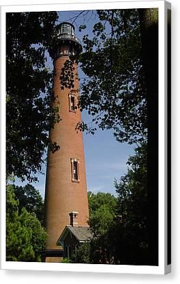 Currituck Beach Lighthouse Canvas Print