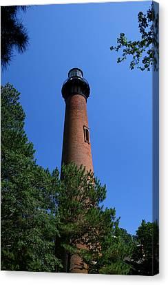 Currituck Lighthouse Canvas Print