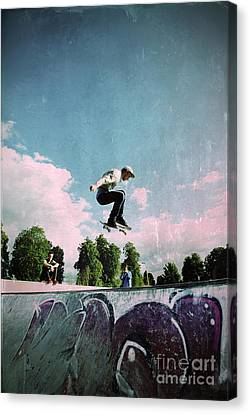 Cut Above The Rest Canvas Print