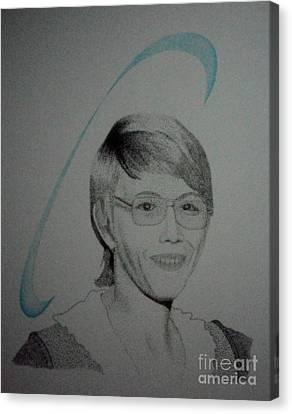 Cyndi Canvas Print