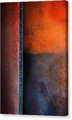 Dark Portal Canvas Print by David Clanton