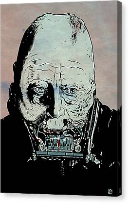 Darth Vader Anakin Skywalker Canvas Print