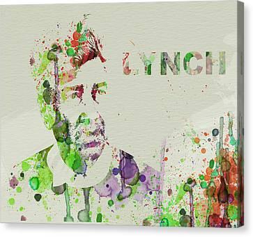David Lynch Canvas Print