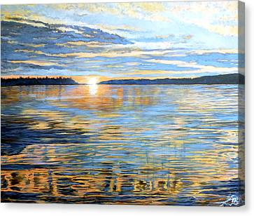Davidson Quebec Canvas Print