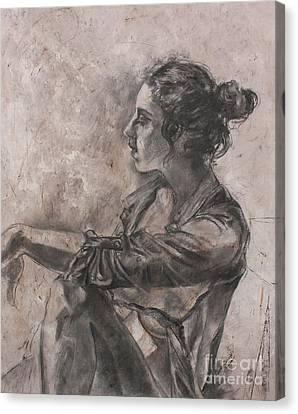 Daydreamer Canvas Print by Julianna Ziegler