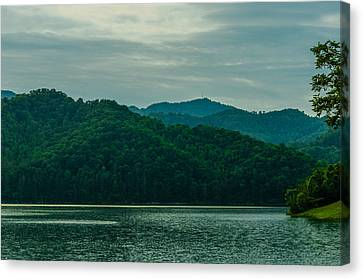 Day's End Canvas Print by Ken Beatty