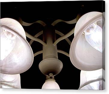 Canvas Print featuring the photograph Dead Lights by Jeremy Martinson