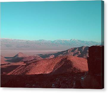 Death Valley View 1 Canvas Print
