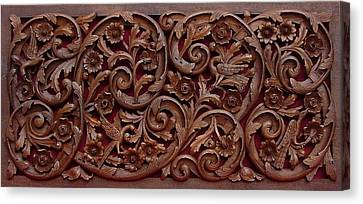 Decorative Panel - Spring Canvas Print by Goran