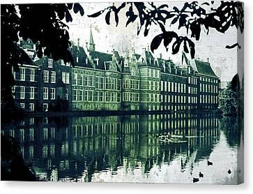 Den Haag Canvas Print