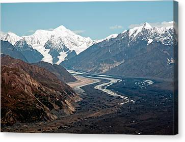 Denali National Park Canvas Print by Gary Rose