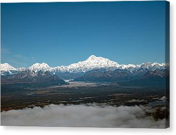 Denali Park Canvas Print by Gary Rose