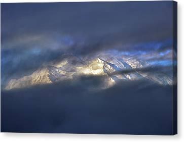 Denali  Canvas Print by Rick Berk